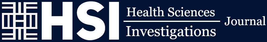 Journal of Health Sciences Investigations